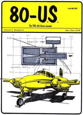 November/December 1979 issue of 80-U.S. Journal