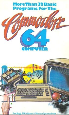More Than 32 Programs for the Commodore 64 Computer