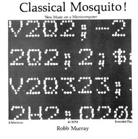 Classical Mosquito! by Robb Murray