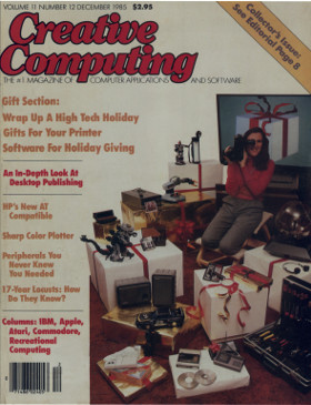 Final issue of Creative Computing
