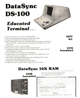 DataSync advertisement