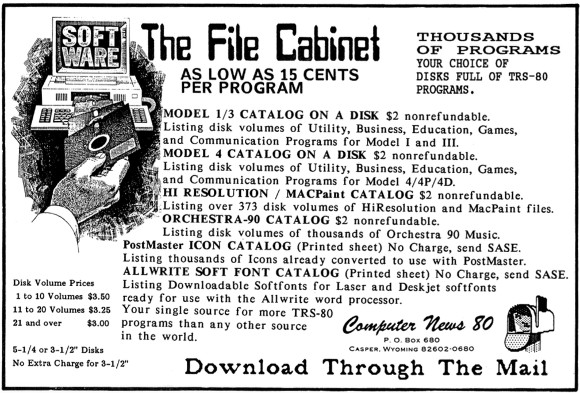 The File Cabinet