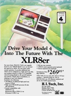 H.I. Tech advertisement