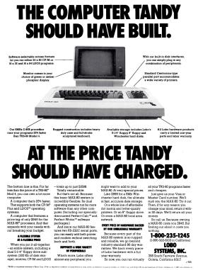 Lobo Systems advertisement