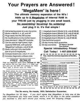Anitek MegaMem advertisement
