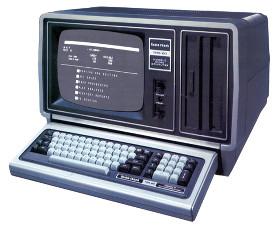 The Radio Shack TRS-80 Model II