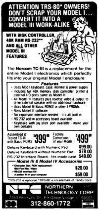 Norcom TC-III advertisement