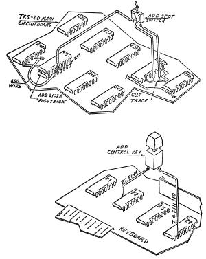 Electric Pencil lowercase diagram