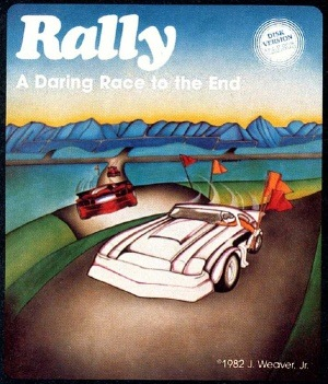 Rally advertisement