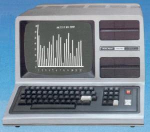 The Model III from a Radio Shack catalog