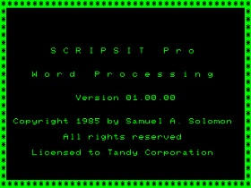 Scripsit Pro