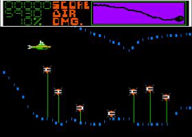 Sea Dragon for the Apple II