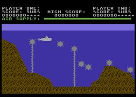 Sea Dragon for the Commodore 64