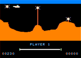 Sea Dragon for the TRS-80 Color Computer