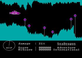 Sea Dragon for the IBM PC