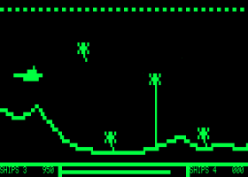 Sea Dragon for the TRS-80