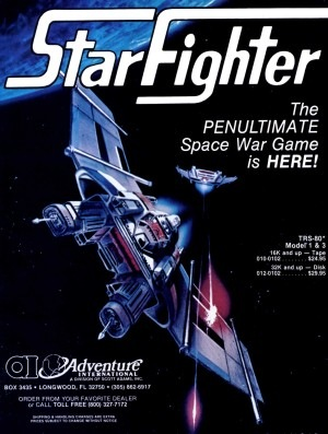 Starfighter advertisement