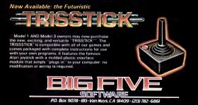 TRISSTICK advertisement