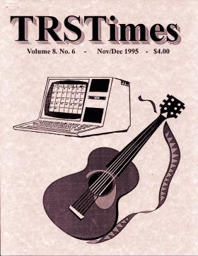 Nov/Dec 1995 issue of TRSTimes