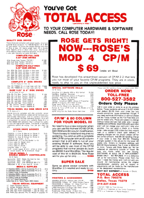 Total Access VID-80 advertisement