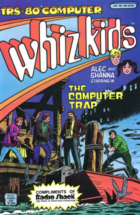 Cover of The Computer Trap
